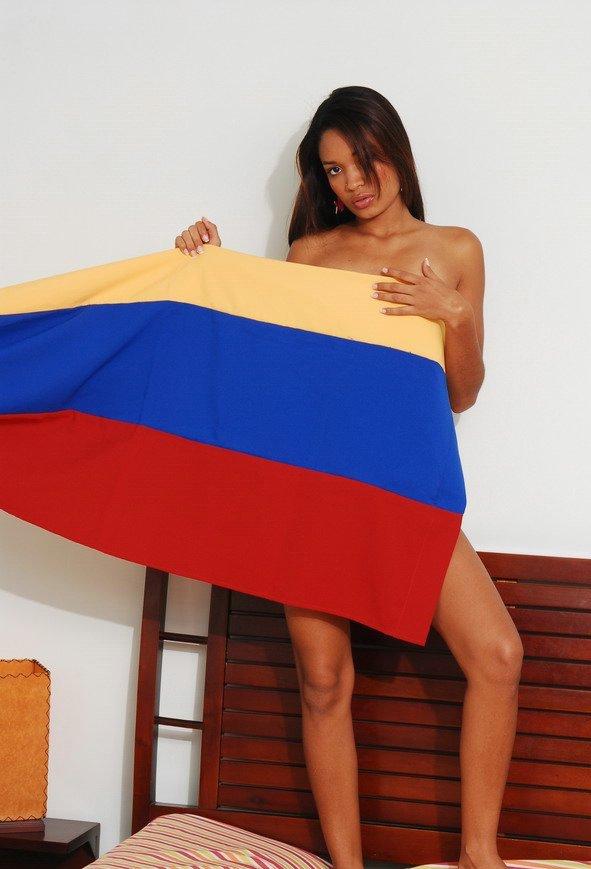 mis amigas colombianas